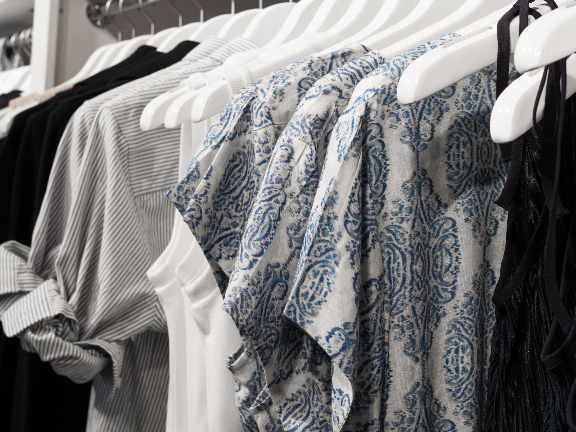 Lexington's clothing line | Two Drops Of Water